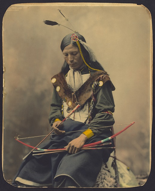 Native American ancestor