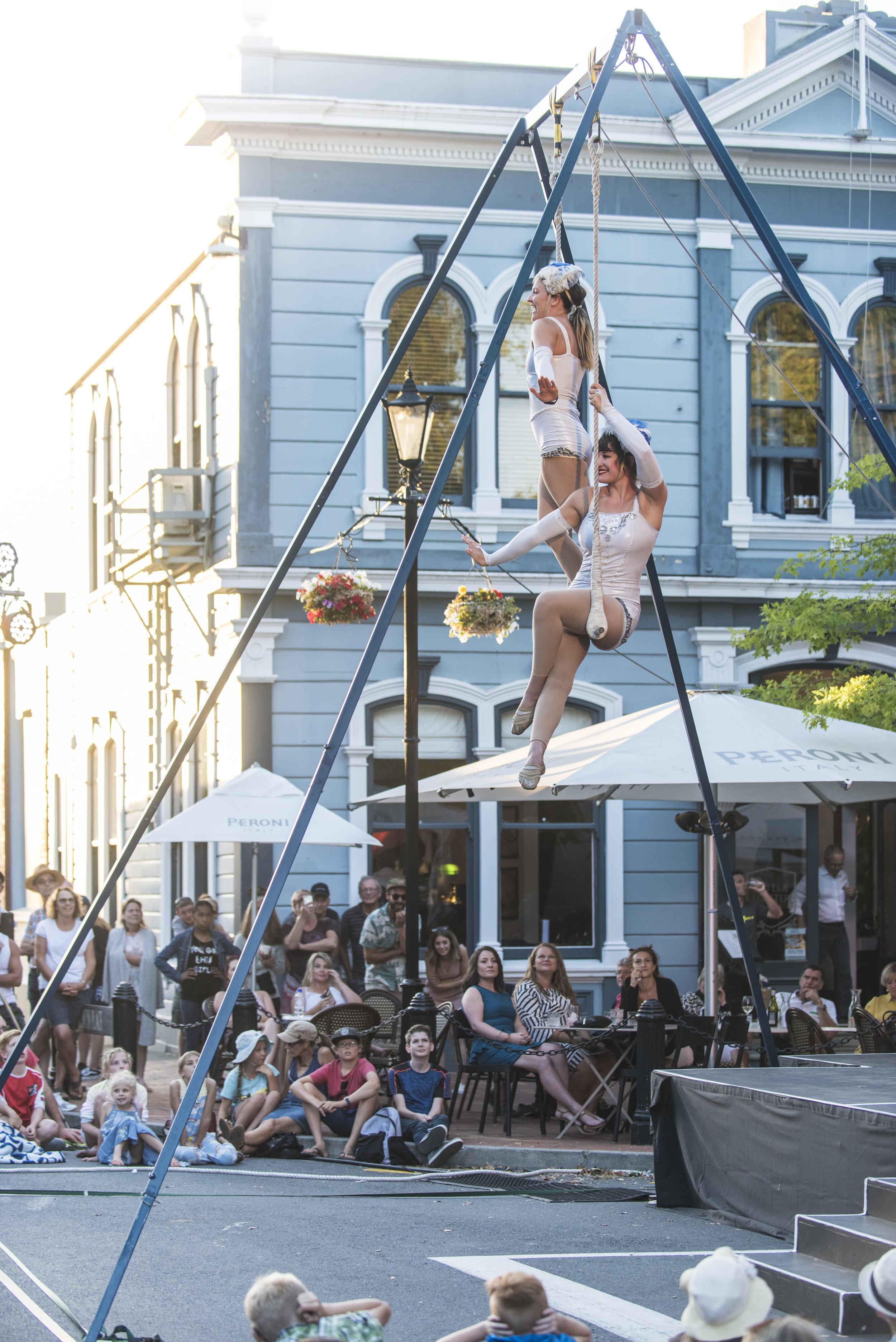 Nelson Buskers Festival, Nelson, New Zealand