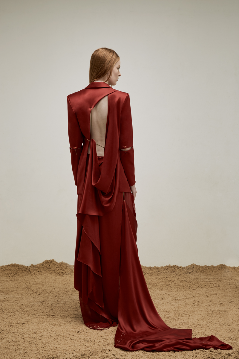 Look 11 (Back)