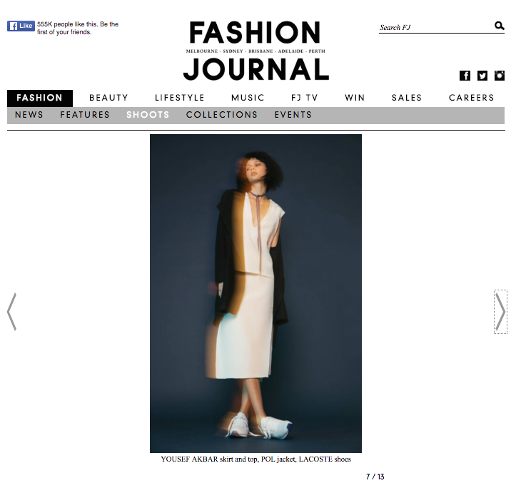 Fashion Journal - June 2016