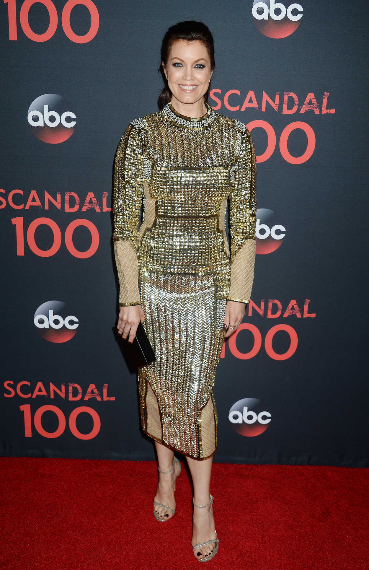 Bellamy Young - ABC Scandal 100 Episodes 2017