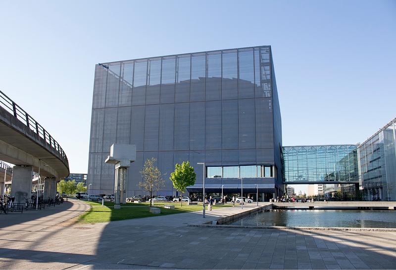 Copenhagen Concert Hall, the event location of the 2016 Copenhagen Fashion Summit.