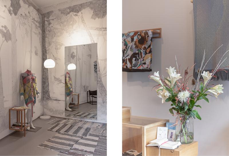 Local, independent Berlin designer brands at  Konk