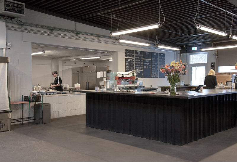 Healthy and delicious: Lab Kitchen