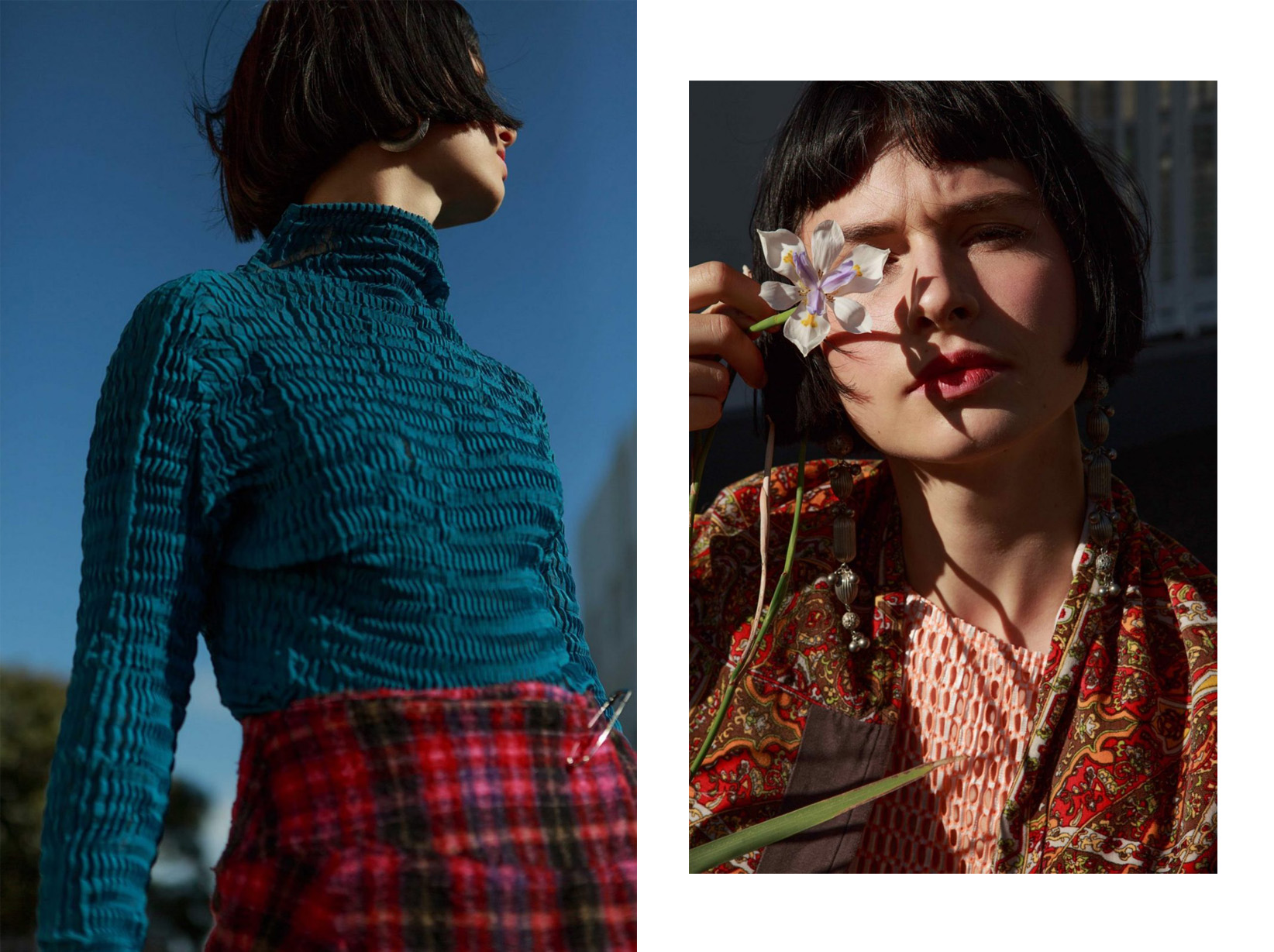 Ayoama Archive , editorial by Intent Journal, photography by Amelia J Dowd.