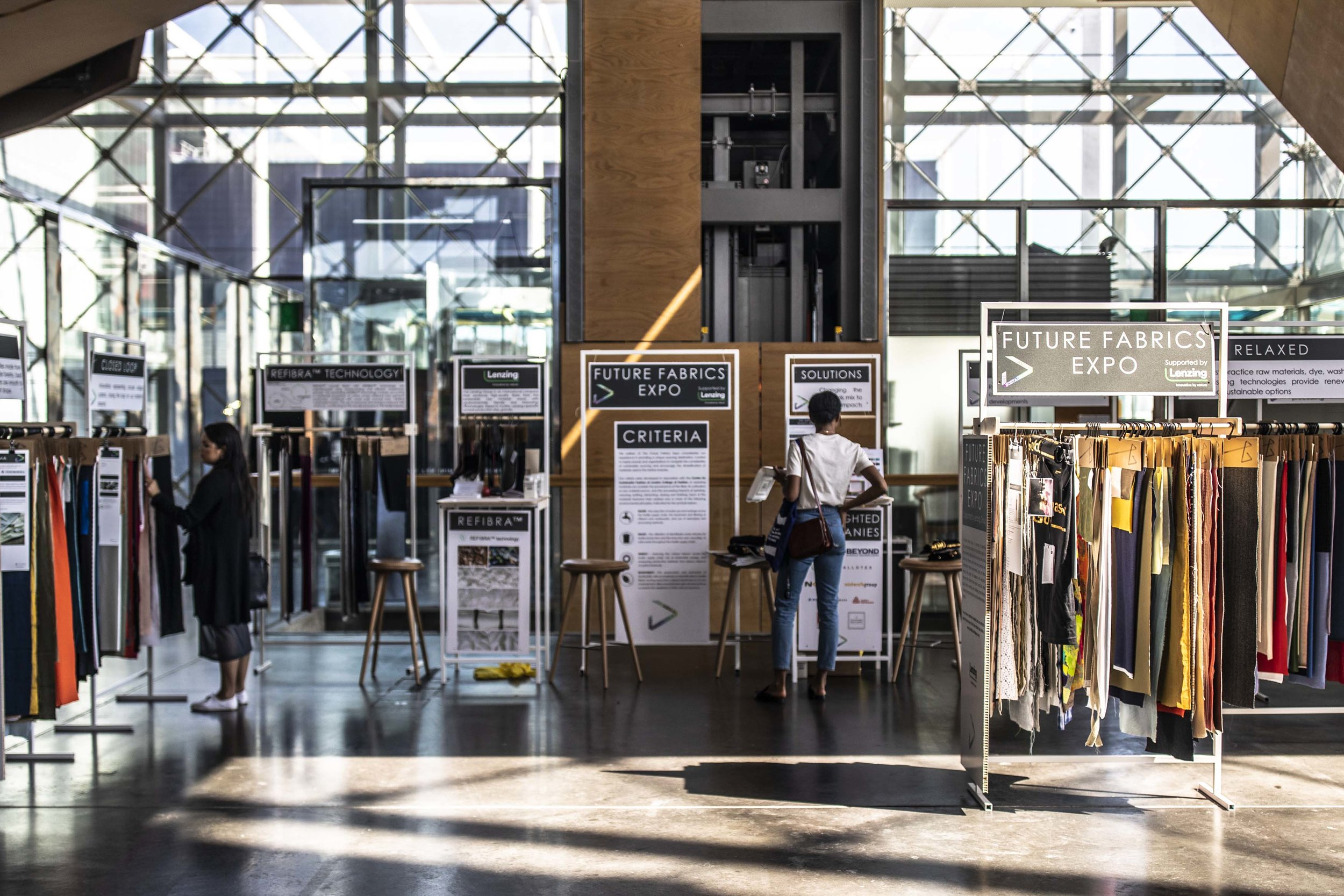 Future Fabrics Expo by The Sustainable Angle