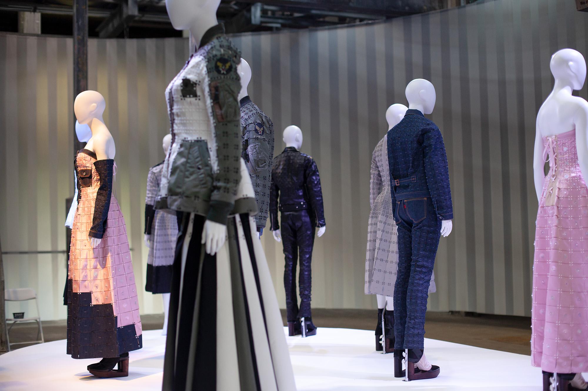 Design pieces by Yuima Nakazato.
