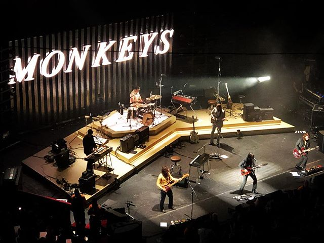Was special to see @arcticmonkeys last night at the Royal Albert Hall! What a night. #arcticmonkeys #royalalberthall