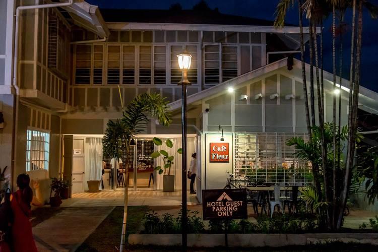 Chef Sau del Rosario's Cafe Fleur