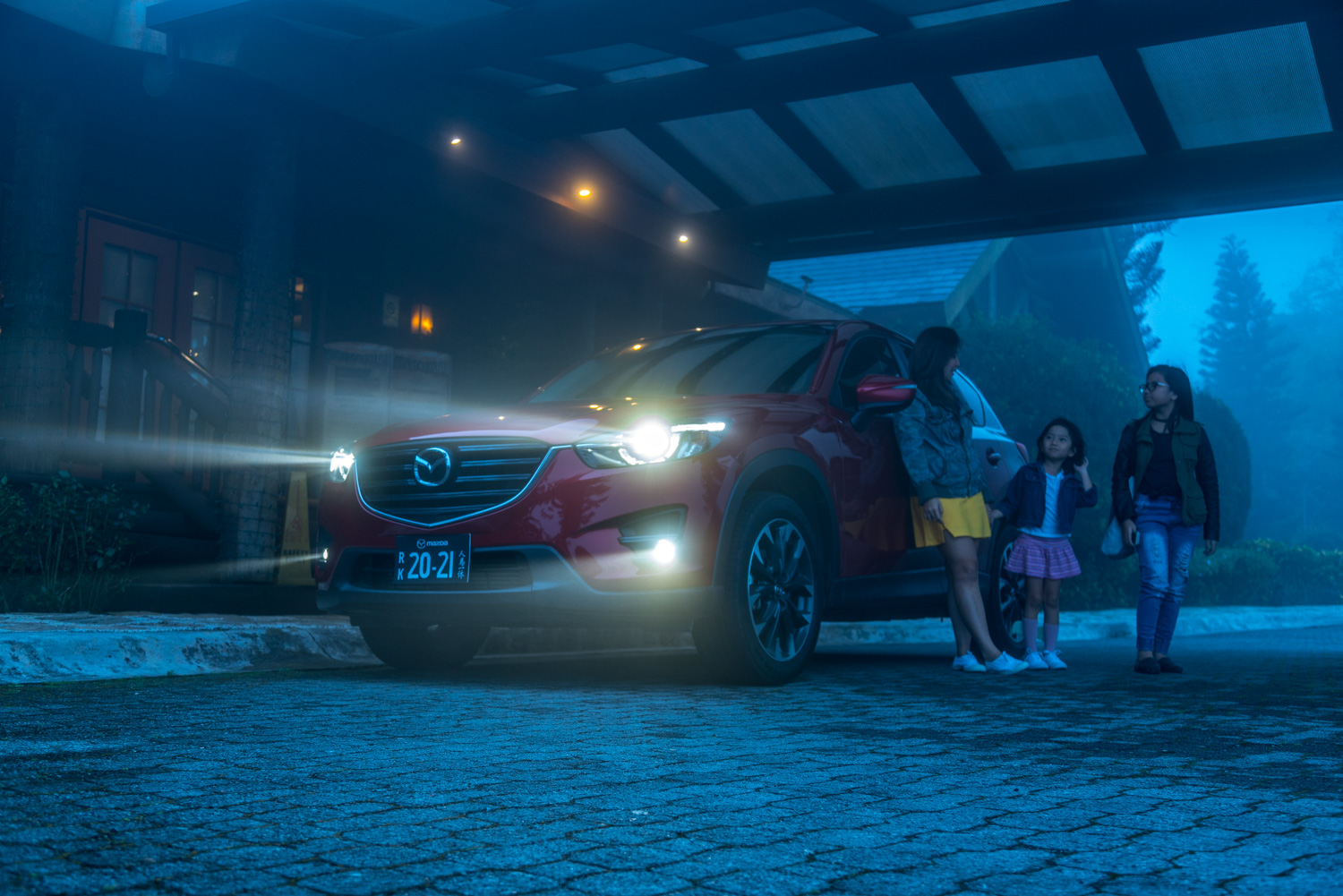 We'd like to extend our sincerest appreciation to Mazda Philippines for letting us enjoy the CX-5 for this road trip. More about the Mazda CX-5 2.2 SkyActiv-D coming soon on  Opus Macchina .
