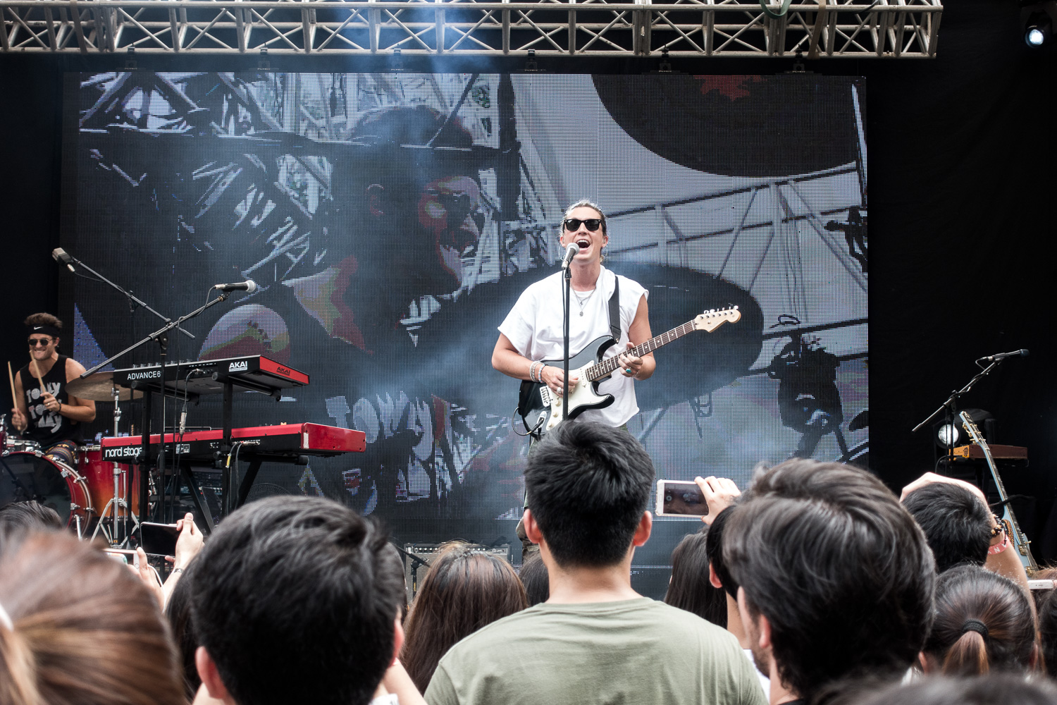 LANY concert in Manila, August 2017