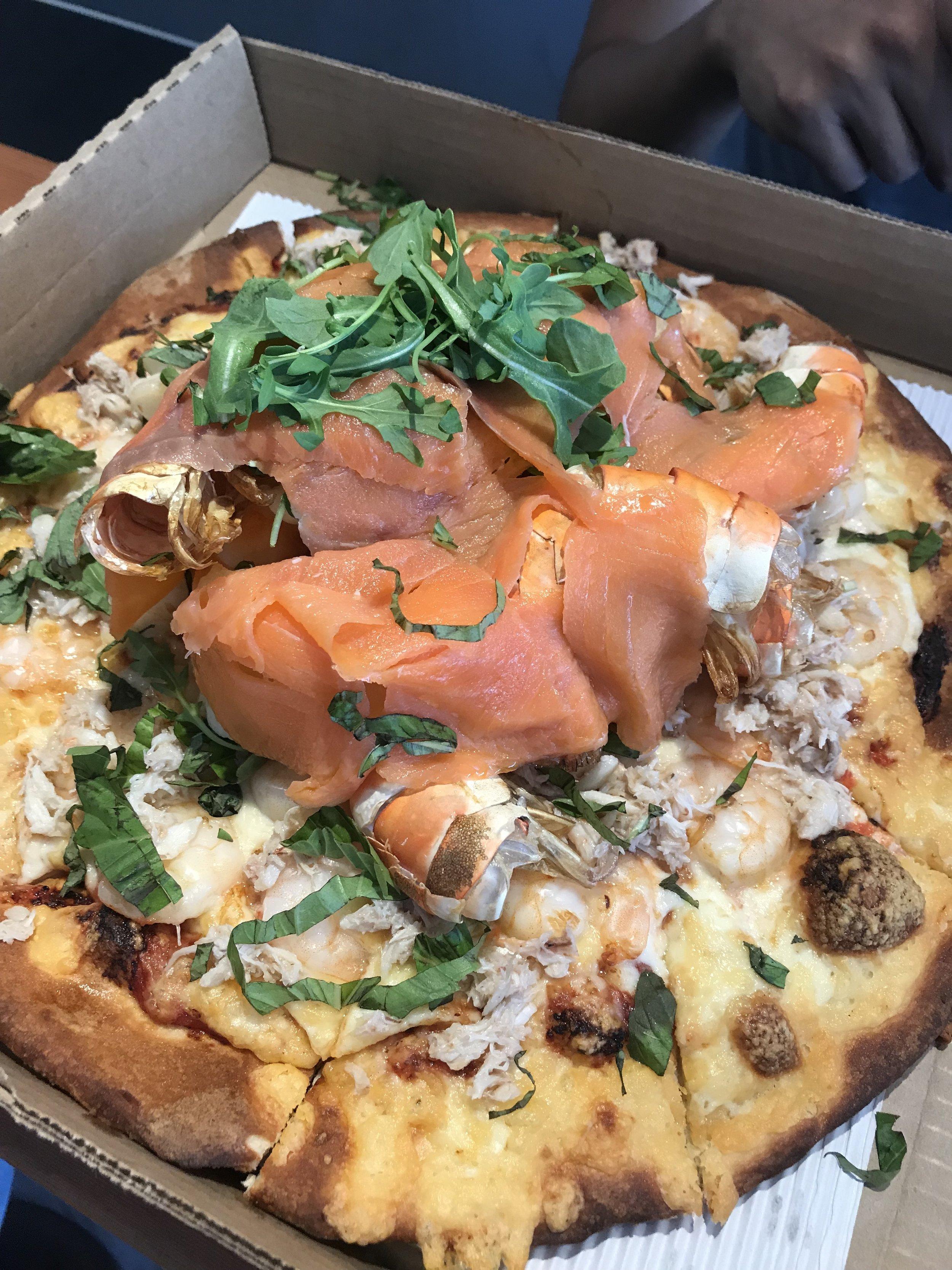 Steveston Pizza