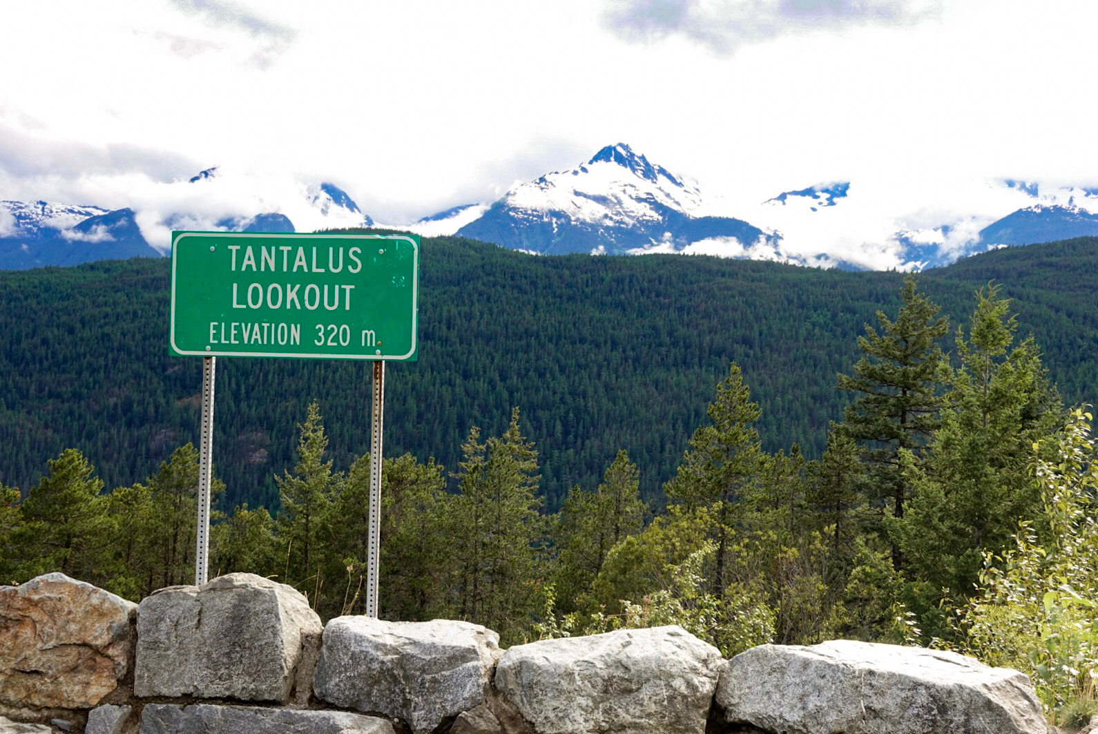 Tantalus Range