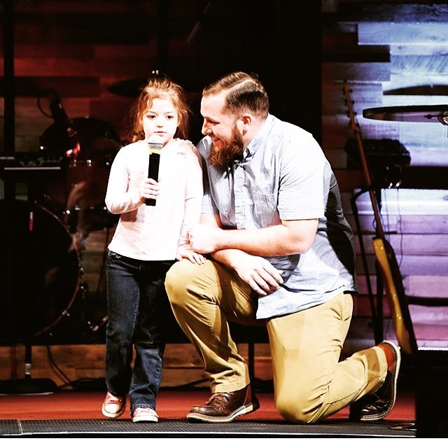 Ben's daughter sharing a one sentence testimony of God in her life and had hundreds of listeners in tears.