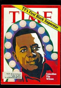 Time Magazine Calls Flip Wilson First Black Superstar
