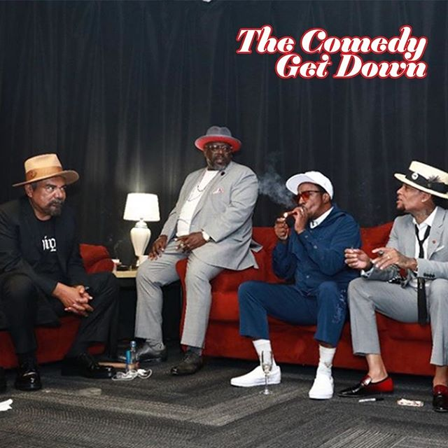 💥 Let's Do This, Nashville! 💥 Who's ready to get down with @CedTheEntertainer, @EddieGriffin, @realdlHughley, and @GeorgeLopez? We're hitting the @BridgestoneArenaOfficial THIS SATURDAY, April 21 and tickets start at just $25!  #cgdtour #comedygetdown #cedrictheentertainer #eddiegriffin #dlhughley #georgelopez #nashville #nashvilletn #musiccity #nashvegas #nashvillecomedyfestival #bridgestone #bridgestonearena