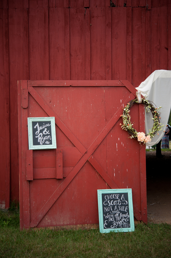 A Tennessee Barn Wedding