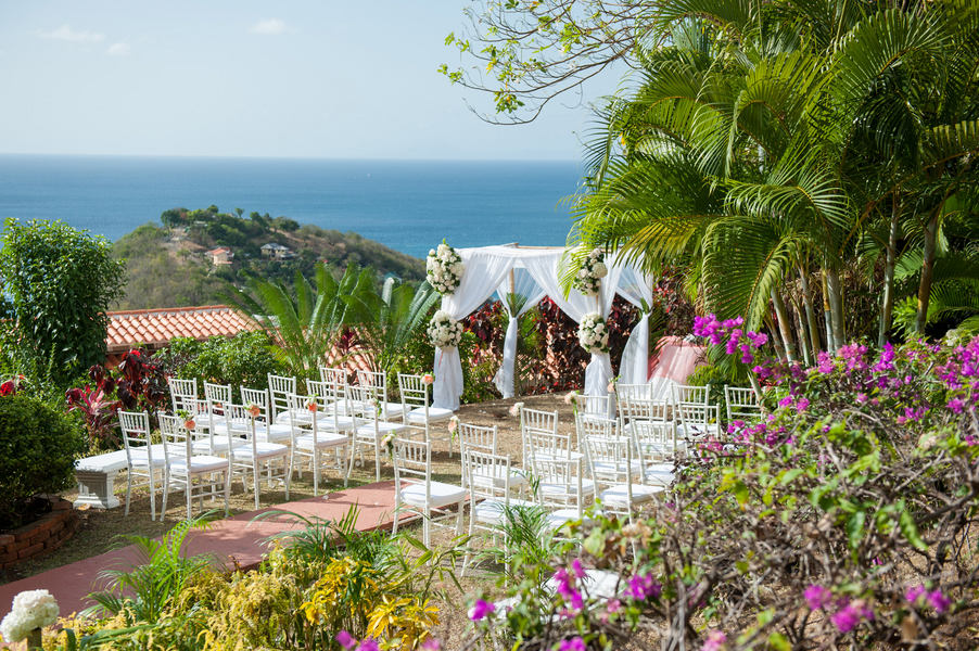 Ocean Vows in St. Lucia