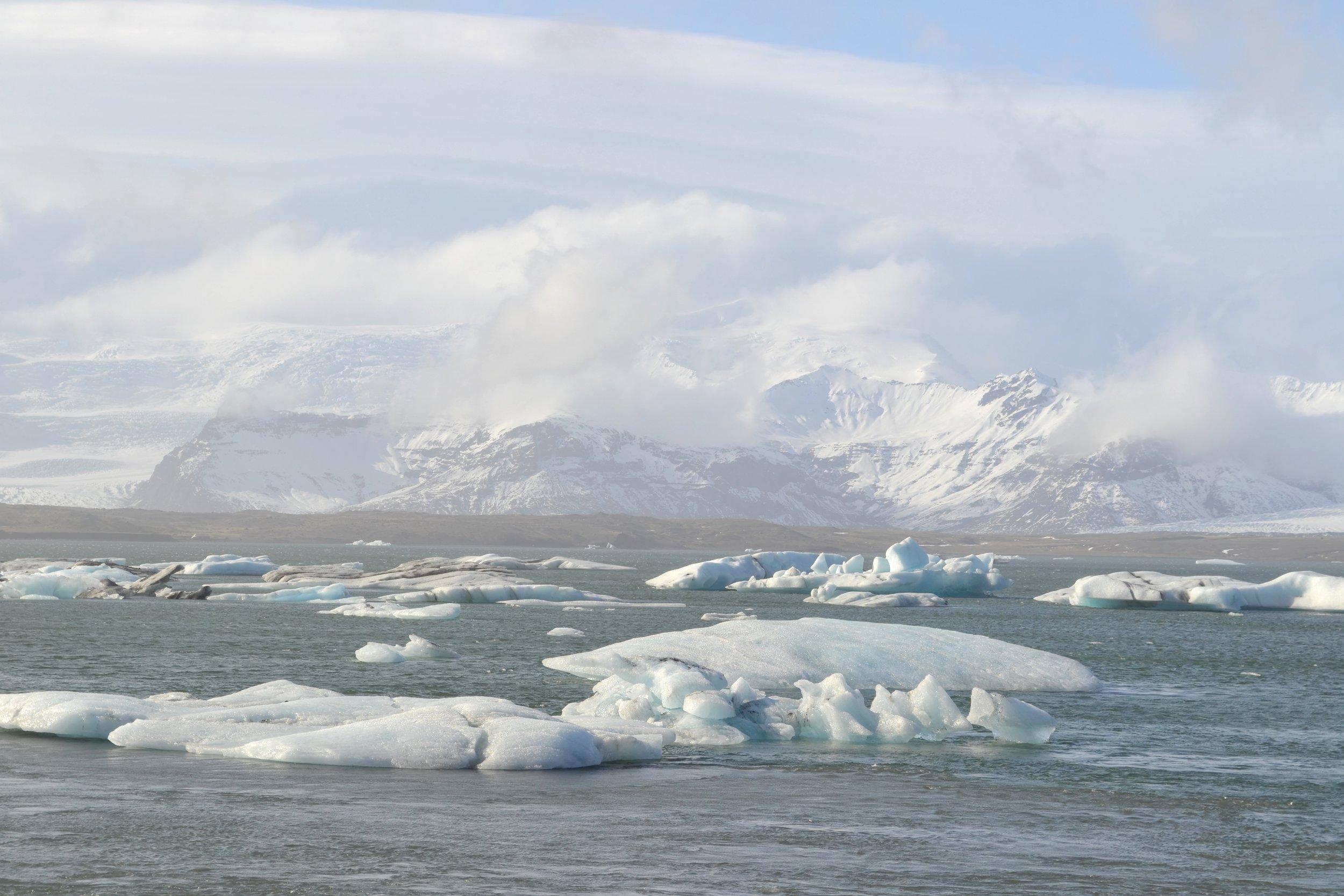 #5 - Jökulsárlón Glacier Lagoon