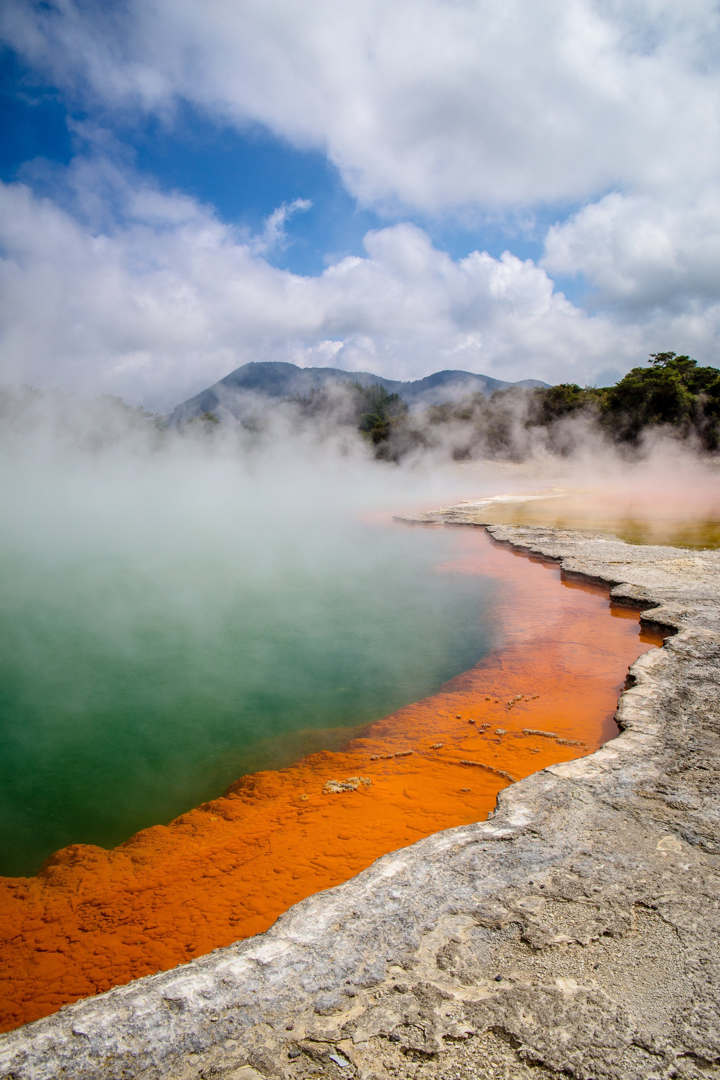 #10 - maori history and geothermal pools