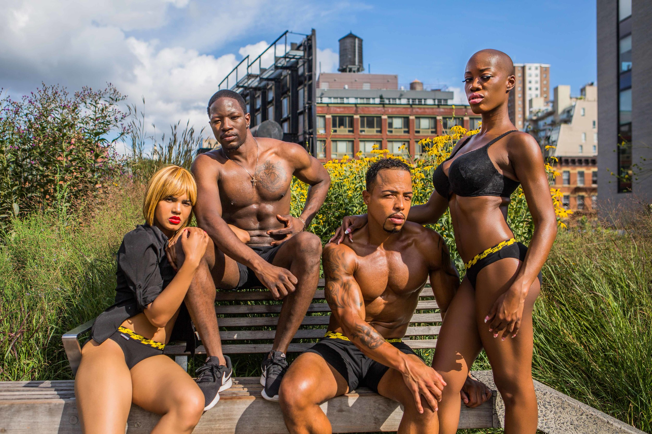 Hipstripes Underwear Shoot - Travalor -  Obiageliaku Anusionwu Jamila Chee Deon Whitter Fazon Gray Antoine Braxton - Tell-A-Vision Films-.jpg
