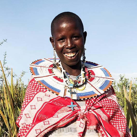 Rosa / Madebe Village   Embenyeta earrings