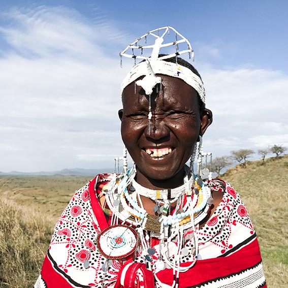 Leah / Ngabobo Village   I lkangalo earrings