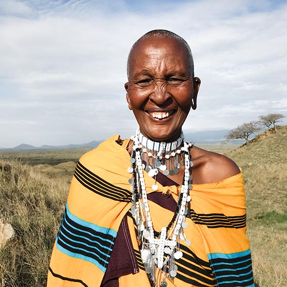 Magdalena / Ngabobo Village   Emusalaba necklace