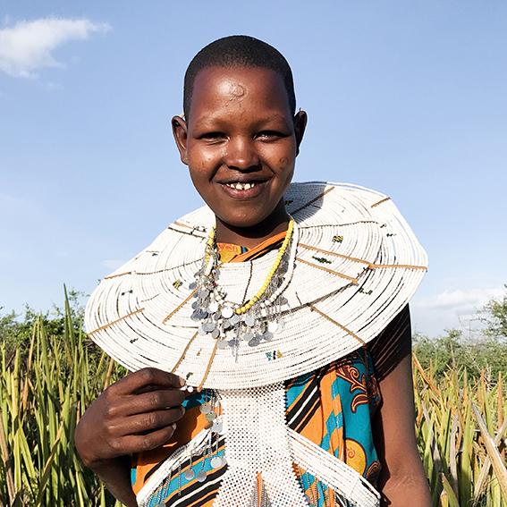 Mboikai / Madebe Village   Isosi necklace