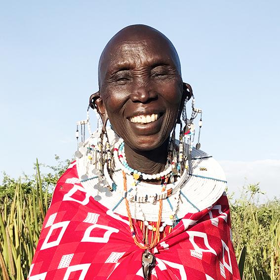 Namnyaki / Madebe Village   Embenyeta earrings
