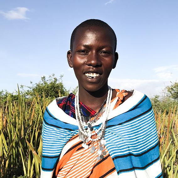Tikisaeli / Madebe Village   Ilmbumbui necklace