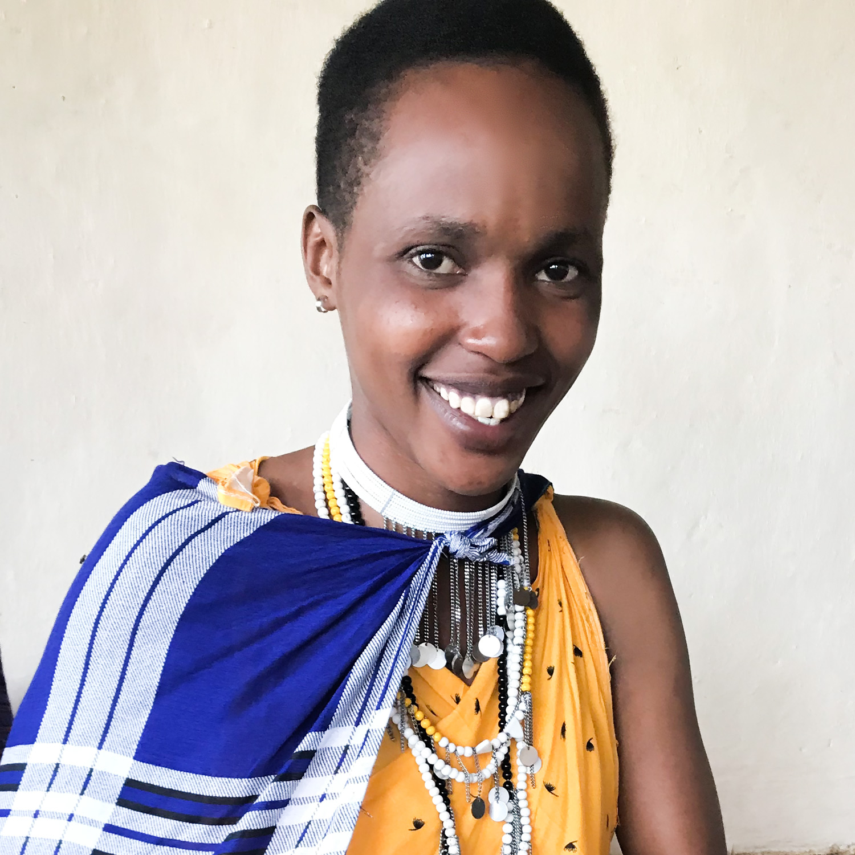 Ekaely Pallangyo / brand manager  Ngabobo Village