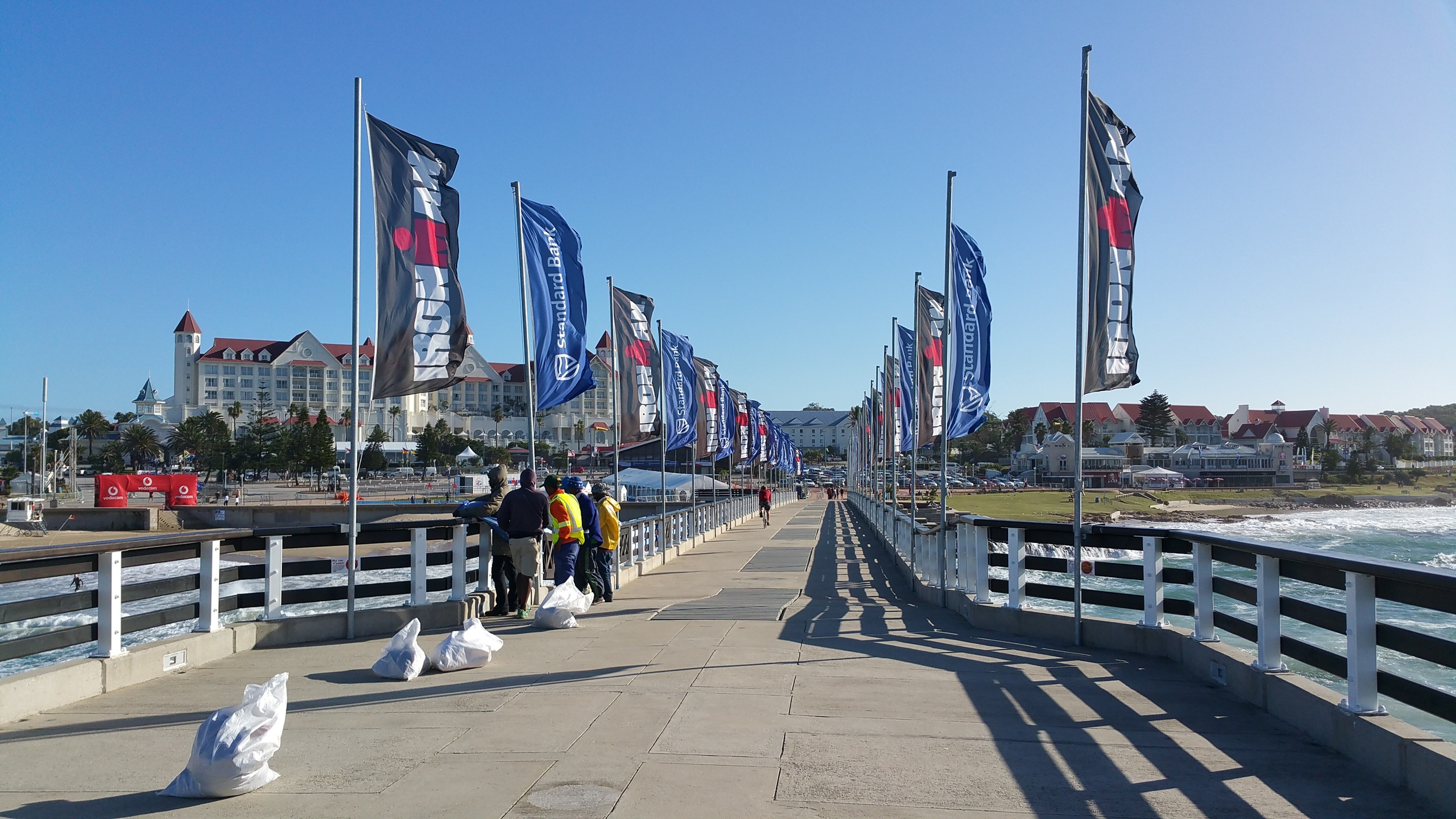 Ironman South Africa: Lesson learned: DRINK ENOUGH!
