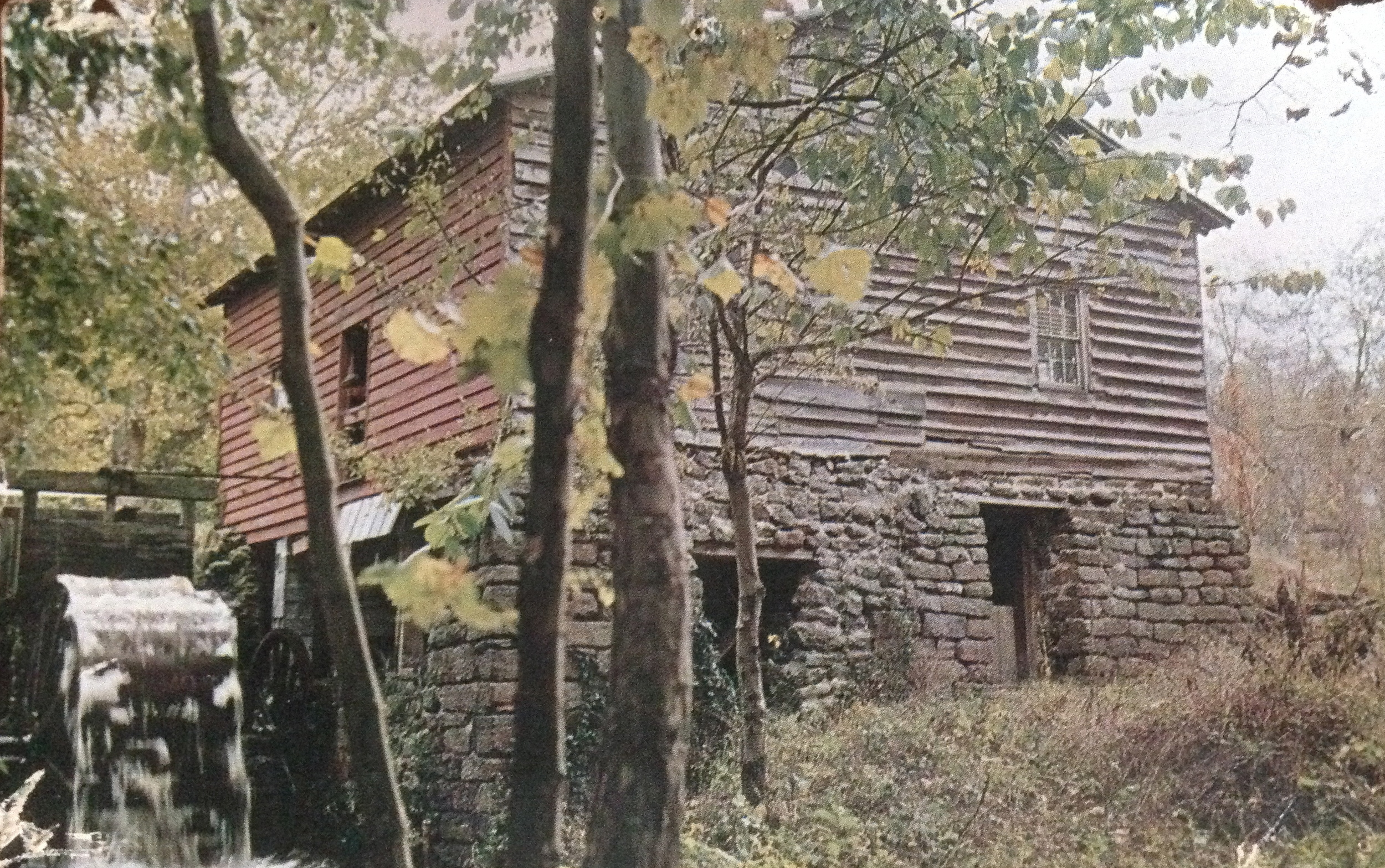 Historic Mount Airy Mill
