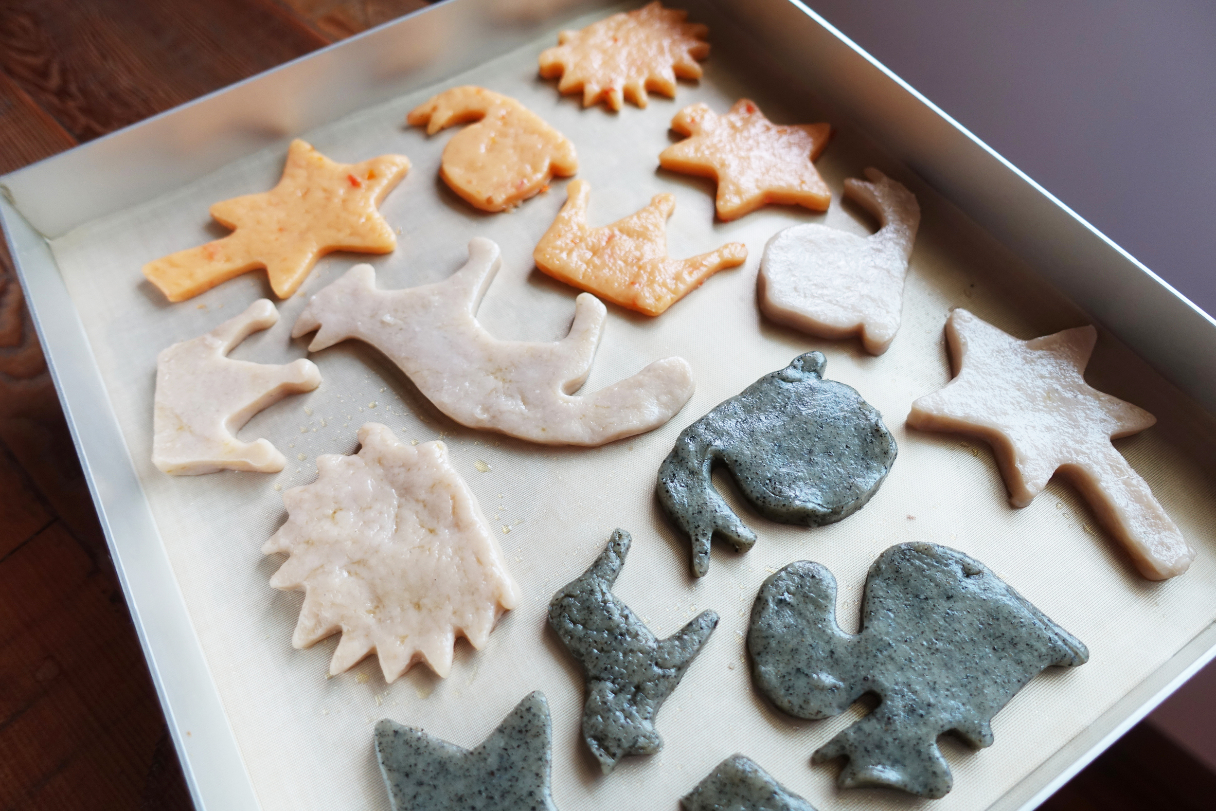 Animal cookie experiment