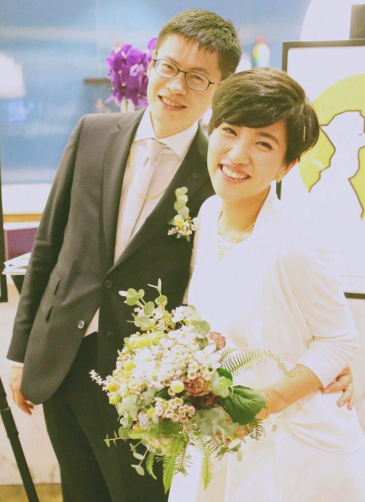 Wedding bouquet -