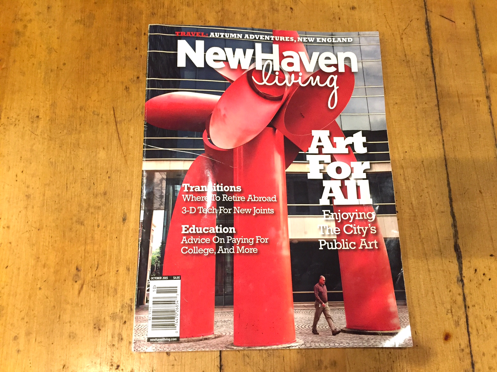 Cover story | New Haven Living Magazine