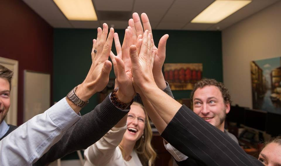 Corporate High Five photo for Improv.jpg