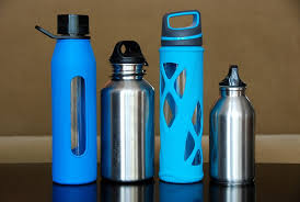 1. CHOOSE REUSABLE CUPS/BOTTLES/ TUMBLERS -