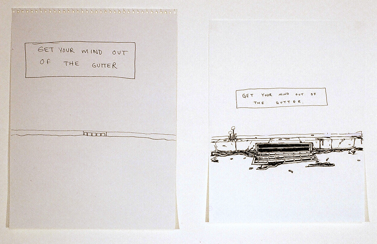 Telephone Drawings