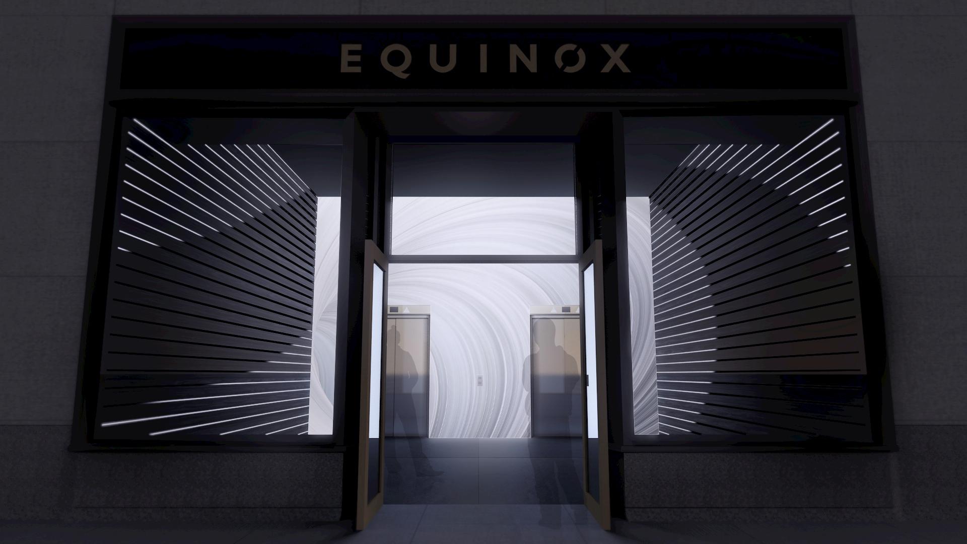EQUINOX ENTRANCE -