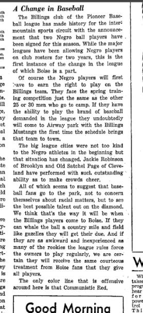 February 28, 1949,  Idaho Statesman