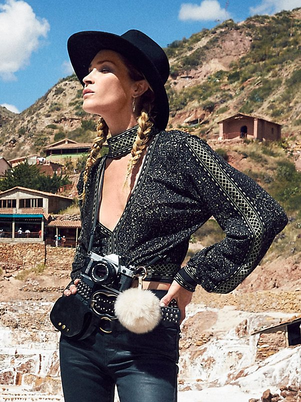 Styl.ed Fall Transition with Free People and Erin Wasson 7