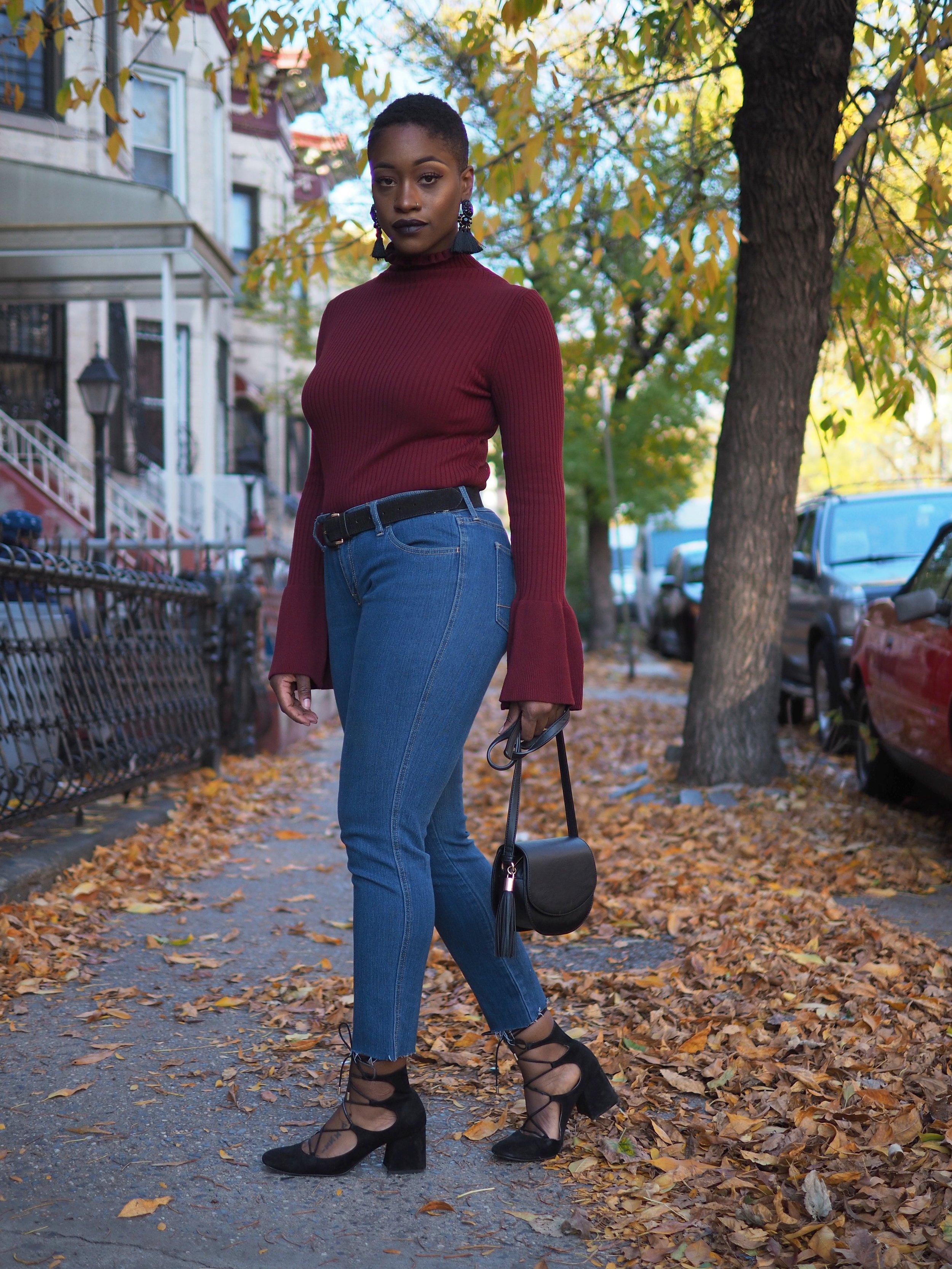 bell sleeve sweater 5
