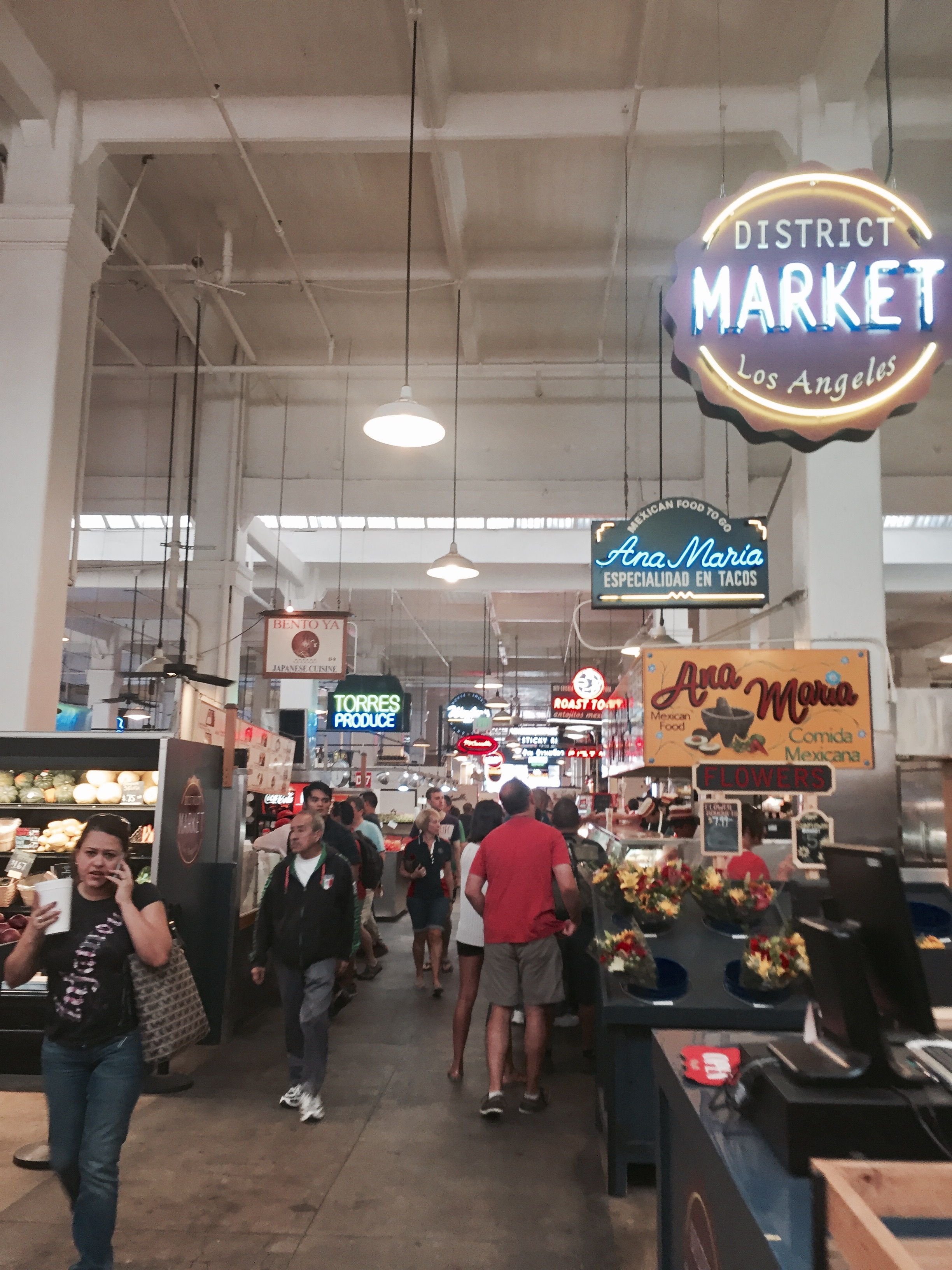 Love this little city market
