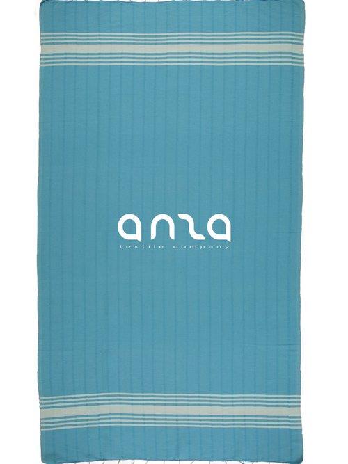 056 Rime Turkish Towel Beach Hammam Sarong Bath Peshtemal Anza Textile Company