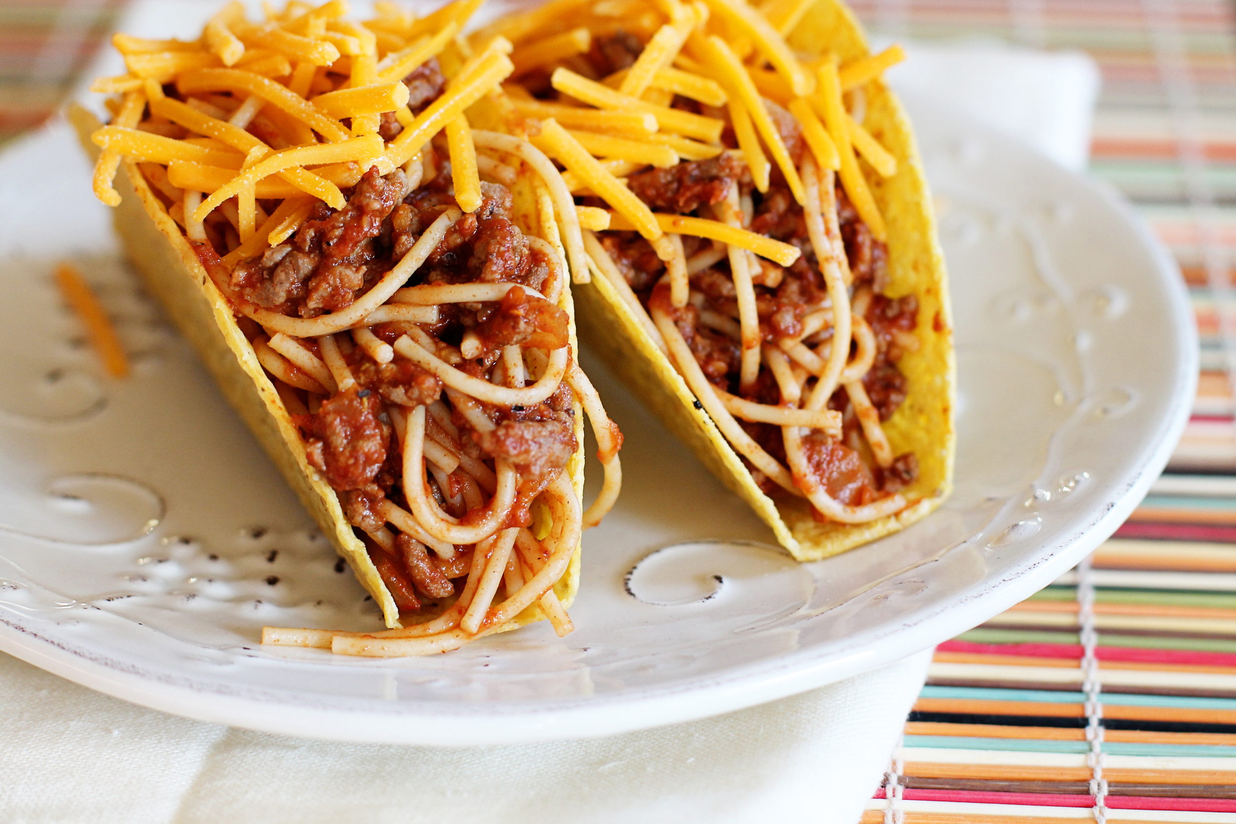 Spaghetti Tacos Jw Illustrations