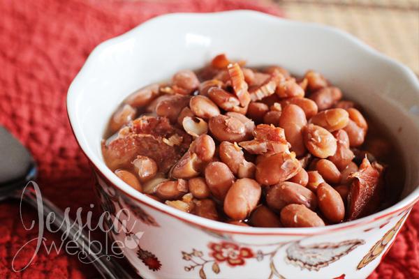 Pinto Beans + Ham