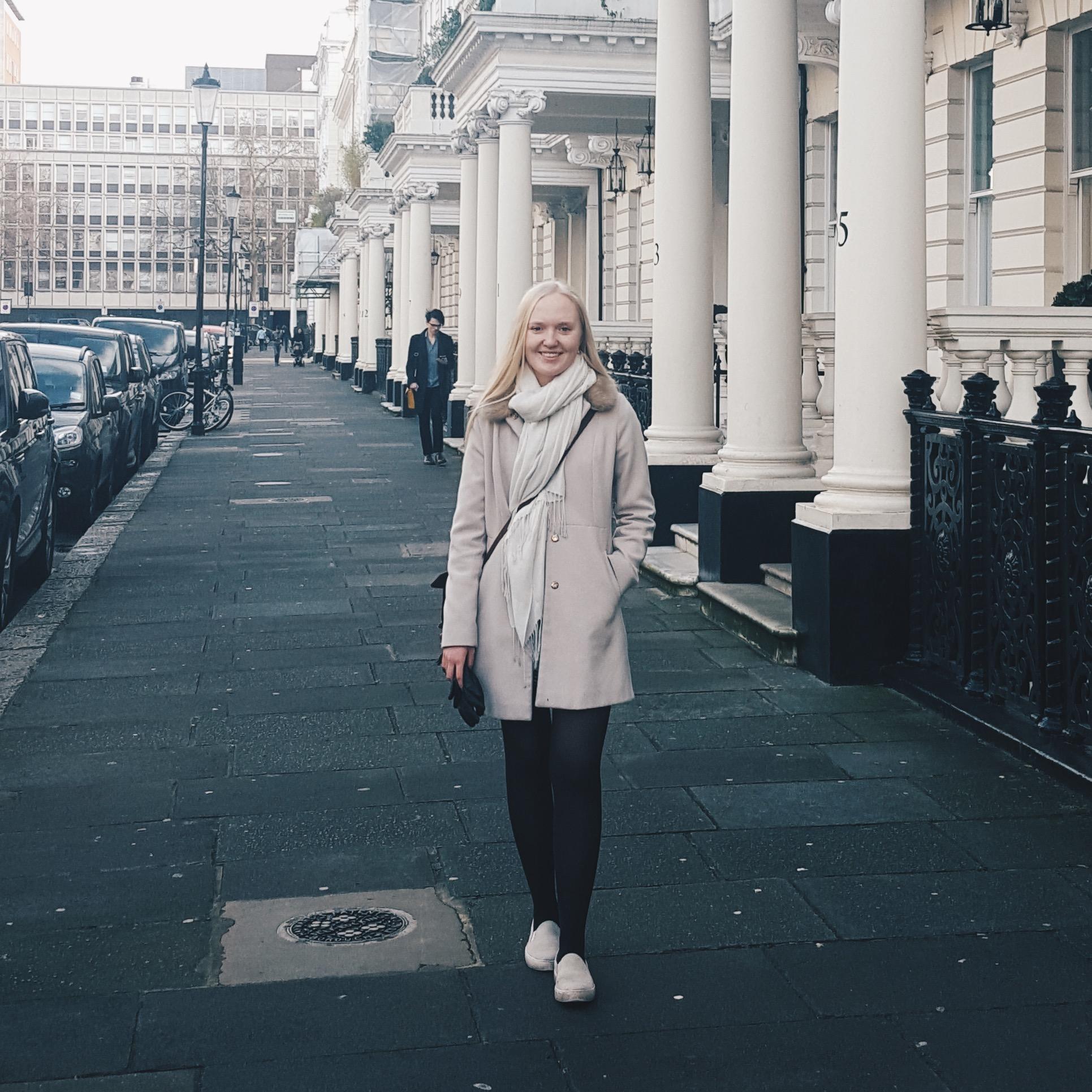Tosca Marmefelt, deltagare i Rays 2015, har blivit antagen till Imperial College i London!