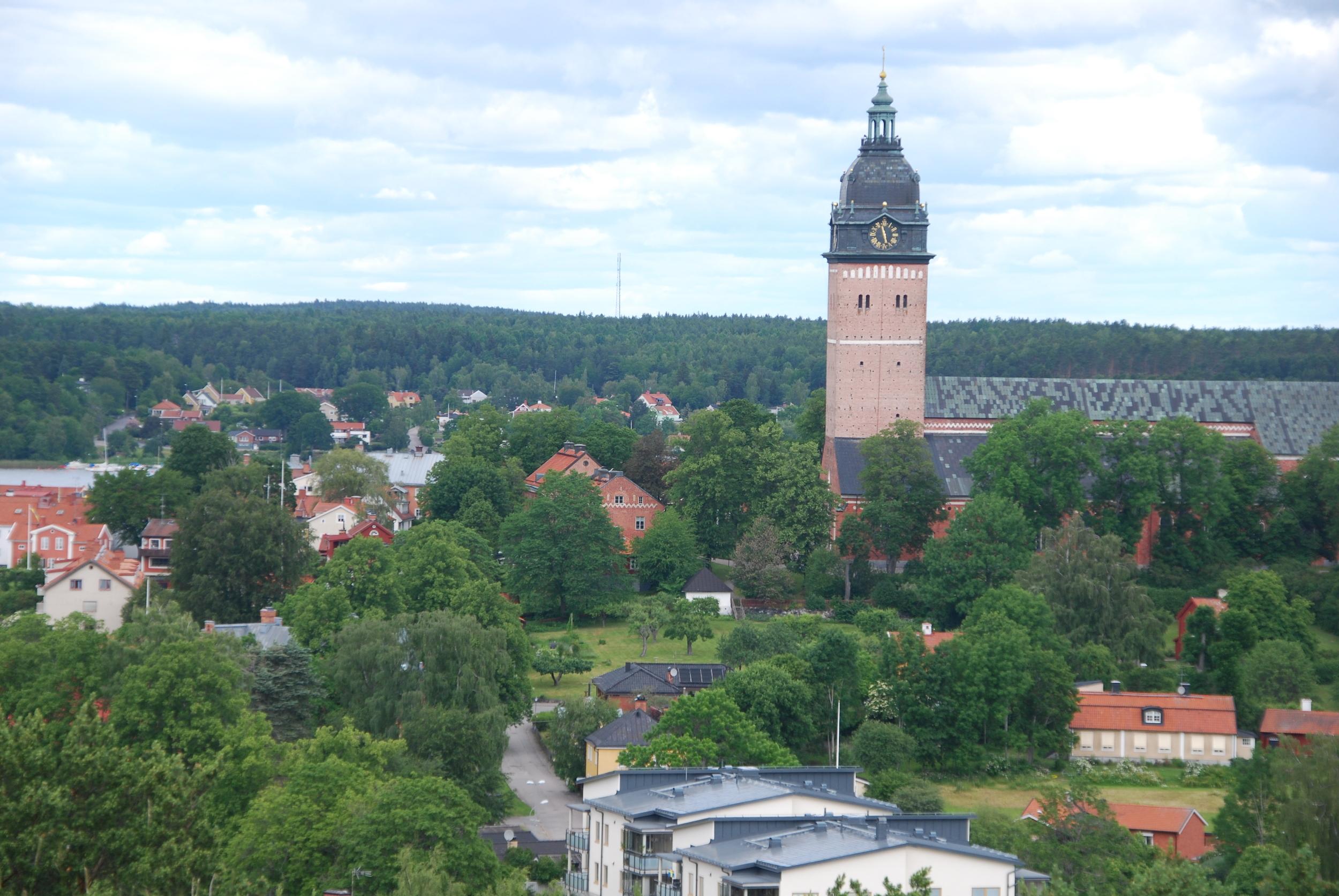 Söndagen den 19:e juni kommer Strängnäs att intas av 21 stycken forskningssugna, förväntansfulla och spända ungdomar.